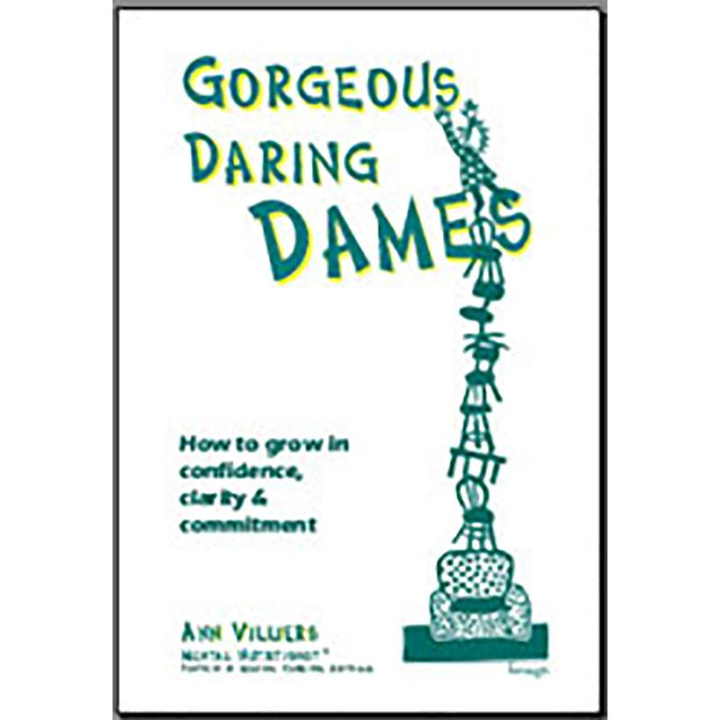 Gorgeous Daring Dames - Dr Ann Villiers